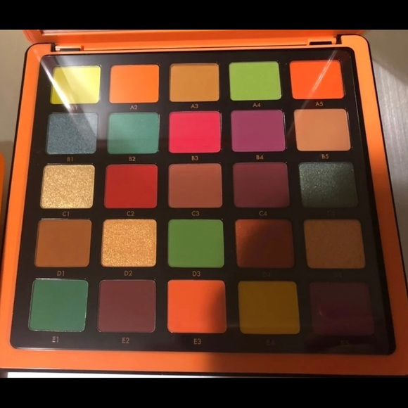 Anastasia Norvina Pro Pigment Palette Vol. 3